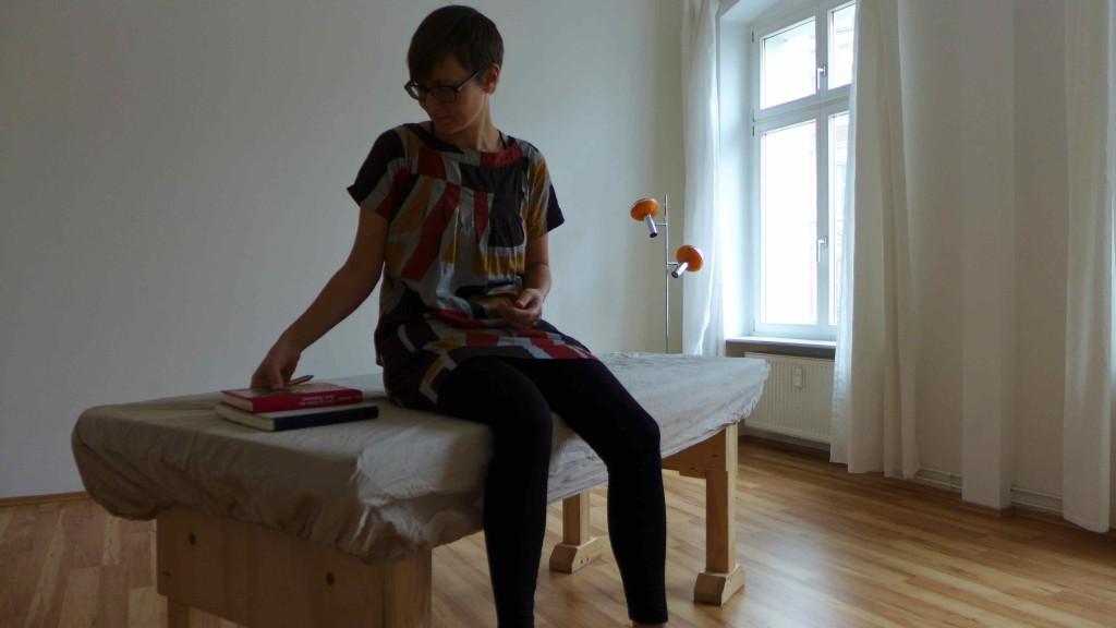 Hanna Nordqvist, Körper Raum, Berlin. Photo: Megan Spencer (c) 2015