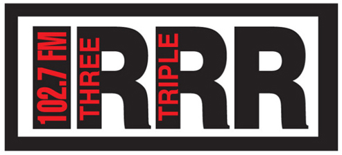 RRR sticker