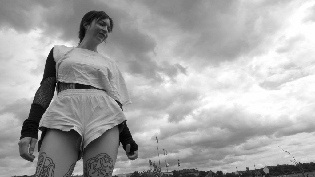 Super woman: Casey Jenkins. Photo: Megan Spencer (c) 2016