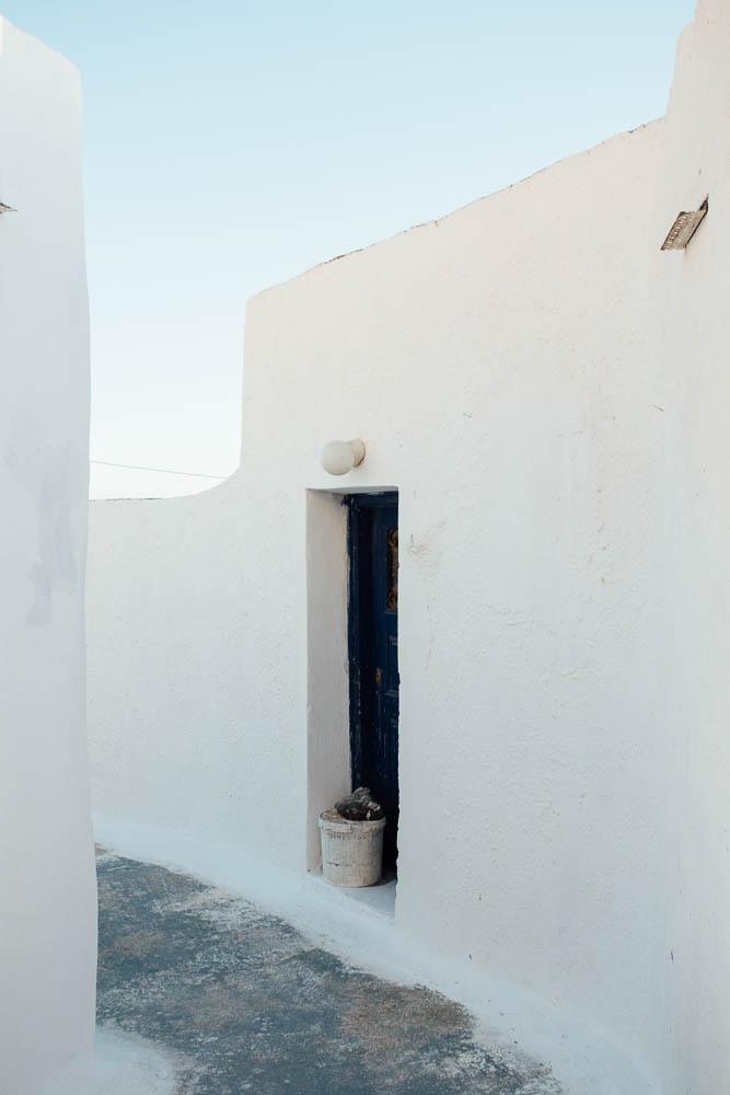In Greece. (c) Penelope Scanlan